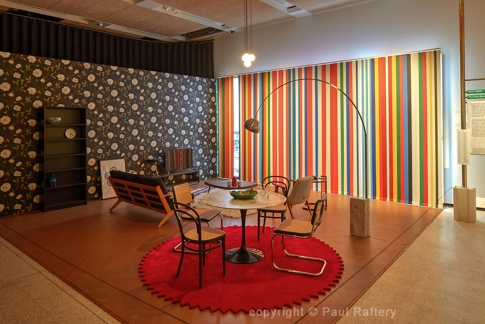 Design Museum London. Architect John Pawson