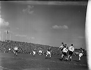 30/03/1958<br /> 03/30/1958<br /> 30 March 1958<br /> F.A.I. Cup Semi-Final: Dundalk v Shelbourne at Dalymount Park, Dublin.