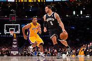Lakers vs Brooklyn Nets 11-21-12