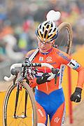 World cyclocross championships. Koksijde, Belgium. Jan 29. 2012