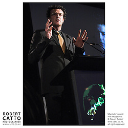 Oliver Driver at the Spada Conference 06 at the Hyatt Regency Hotel, Auckland, New Zealand.<br />