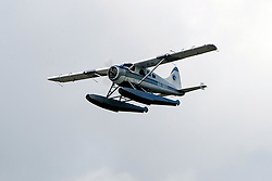 De Havilland Canada DHC-2 Mk.1 Beaver (N6782L) operated by SeaWind Aviation near Ketchikan Harbor Seaplane Base (5KE), Ketchikan, Alaska, United States of America