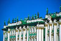 Winter Palace (Hermitage Museum), St. Petersburg, Russia