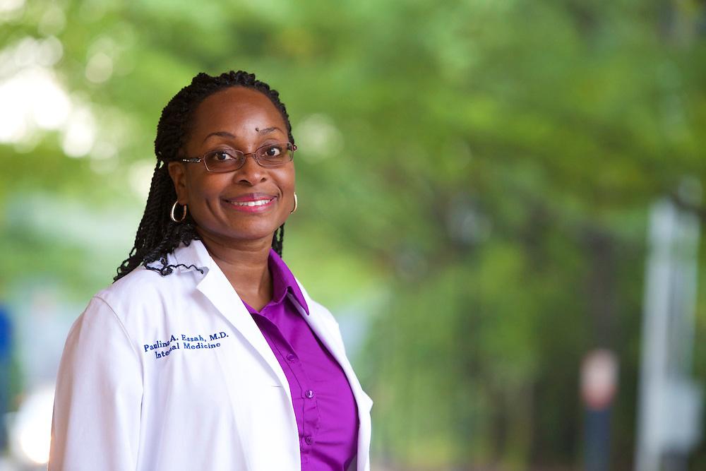 Bon Secours | Theresa Thomas Medical Center<br />Paulina A. Essah, M.D.