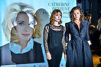 Remise du Prix Lumiere a Catherine Deneuve, 1ere femme a recevoir ce prix.<br /> <br /> Catherine Deneuve Receives 'Prix Lumiere 2016' Award - 8th Film Festival Lumiere In Lyon
