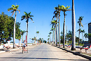 Park in Cardenas, Matanzas, Cuba.