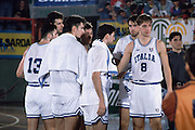 Qualificazioni Campionati Europei, Cagliari 1993 Italia-Bulgaria<br /> de pol