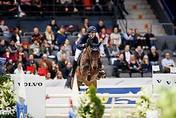 Von Eckermann Henrik, (SWE), Lucky Silvana Z<br /> Gothenburg Horse Show FEI World Cups 2017<br /> © Hippo Foto - Stefan Lafrentz