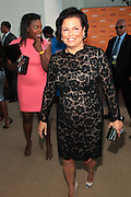 June 30, 2012-Los Angeles, CA : Debra L. Lee, President & CEO, BET Network attends the 2012 BET Pre-Awards Reception held at Union Station on June 30, 2012 in Los Angeles, California. The BET Awards were established in 2001 by the Black Entertainment Television network to celebrate African Americans and other minorities in music, acting, sports, and other fields of entertainment over the past year. The awards are presented annually, and they are broadcast live on BET. (Photo by Terrence Jennings)