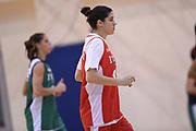Gaia Gorini<br /> Nazionale Femminile Senior <br /> Allenamento FIBA Women's EuroBasket 2019 Qualifiers<br /> FIP 2017<br /> Roma 06/11/2017<br /> Foto M.Ceretti / Ciamillo-Castoria