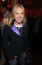 MISS ALICE BAMFORD at a party to celebrate the publication of 'E is for Eating' by Tom Parker Bowles held at Kensington Place, 201 Kensington Church Street, London W8 on 3rd November 2004.<br /><br />NON EXCLUSIVE - WORLD RIGHTS