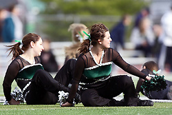 12 November 2011:  Titan Dancers are half time entertainment during an NCAA division 3 football game between the Augustana Vikings and the Illinois Wesleyan Titans in Tucci Stadium on Wilder Field, Bloomington IL
