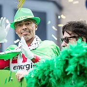NLD/Eindhoven/20190302  - Romario bij carnavalsoptocht 2019 in Eindhoven, Romario