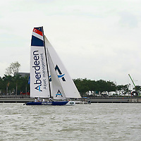 Team Aberdeen Practice Race