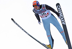 Anders Bardal of Norway at e.on Ruhrgas FIS World Cup Ski Jumping on K215 ski flying hill, on March 14, 2008 in Planica, Slovenia . (Photo by Vid Ponikvar / Sportal Images)./ Sportida)