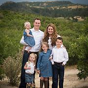 Amanda VanHuekelem Family 2016