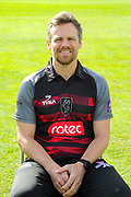 Royal London One-Day Cup kit portrait of James Hildreth during the Somerset County Cricket Club PhotoCall 2017 at the Cooper Associates County Ground, Taunton, United Kingdom on 5 April 2017. Photo by Graham Hunt.