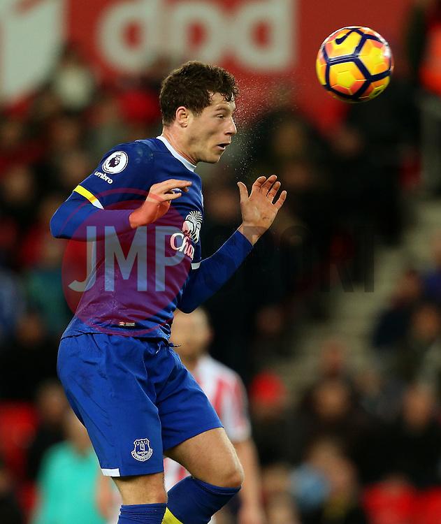 Ross Barkley of Everton  - Mandatory by-line: Matt McNulty/JMP - 01/02/2017 - FOOTBALL - Bet365 Stadium - Stoke-on-Trent, England - Stoke City v Everton - Premier League