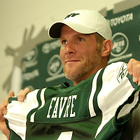 8.7.08 Brett Favre is a New York Jet