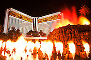 The Mirage Volcano, Las Vegas, Nevada
