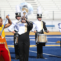 Itawamba Agricultural High School performs Saturday at the marching band competition