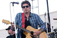 Billy Ray Cyrus performs during the Spectacular Summer Cruise-In & Concert at the Miami Valley Centre Mall in Piqua, July 2, 2011