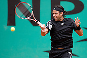 Paris, France. May 29th 2009. .Roland Garros - Tennis French Open. 3rd Round..Fernando Gonzalez against Josselin Ouanna