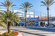 Stubhub Center Entrance