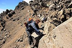 Dag 5: Saddle Huts - Socialist Peak Mt. Meru
