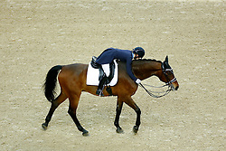 Nyrerod Emilie, (SWE), Miata<br /> Grand Prix Freestyle<br /> Reem Acra FEI World Cup Dressage Final II<br /> © Dirk Caremans