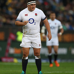 Luke Cowan-Dickie of England during the 2018 Castle Lager Incoming Series 3rd Test match between South Africa and England at Newlands Rugby Stadium,Cape Town,South Africa. 23,06,2018 Photo by (Steve Haag JMP)