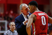 NCAA Basketball - Indiana Hoosiers vs Ohio State - Bloomington, In