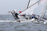 2013 WC Nacra 17 | Day 3 | 24 July