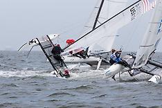 2013 WC Nacra 17 | Day 3 | 24 July