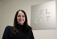 Amy Neben, talent manager of Select Management Group.