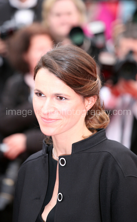Aurelie Filippetti arriving at the Vous N'Avez Encore Rien Vu gala screening at the 65th Cannes Film Festival France. Monday 21st May 2012 in Cannes Film Festival, France.