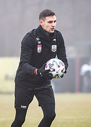 13.01.2020, Waldstadion, Pasching, AUT, 1. FBL, Trainingsauftakt, LASK, im Bild Husein Balic (LASK) // during a Trainingssession of Austrian tipico Bundesliga Club LASK at the Waldstadion in Pasching, Austria on 2020/01/13. EXPA Pictures © 2020, PhotoCredit: EXPA/ Reinhard Eisenbauer