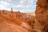Scenic Views, Thors hammer, Bryce Canyon National Park, located Utah, in the Southwestern United States.