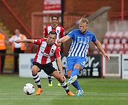 Exeter City v Hartlepool United - EFL 2 - 13/08/2016