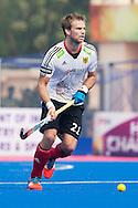 BHUBANESWAR  (INDIA) -   Moritz Fürste of Germany. Argentina vs Germany on day 3 of the Hero Champions Trophy Hockey.   Photo KOEN SUYK