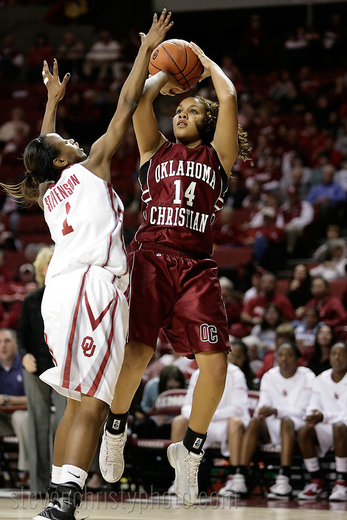 OC Women's Basketball at Oklahoma (Exhibition).November 6, 2007.110-51 loss
