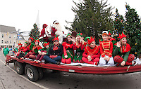 Laconia's Annual Holiday Parade November 26, 2011.