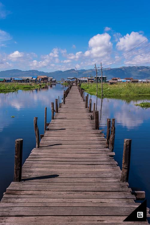 Myanmar - Inle Lake Area