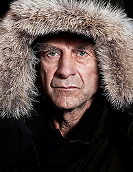 © Licensed to London News Picture FILE PIC DATED 07/12/2012.  Sir Ranulph Fiennes at a press call in London to announce an attempt to cross Antarctica in 2012. Sir Ranulph Fiennes is to be evacuated from the Antarctic after suffering severe frostbite during 2,400-mile expedition crossing the Antarctica .Photo credit : Chris Winter/LNP