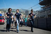 May 24-27, 2017: Monaco Grand Prix. Daniil Kvyat, (RUS), Scuderia Toro Rosso, STR12