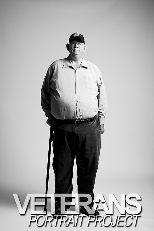 Louis J. Heurich<br /> Marine Corps<br /> E-4<br /> Infantry<br /> Vietnam<br /> <br /> Veterans Portrait Project<br /> Colorado Springs, CO San Antonio, Texas