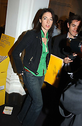 MARY McCARTNEY DONALD daughter of Sir Paul McCartney at the opening of the second annual Photo-London exhibition at The Royal Academy, Burlington Gardens, London on 18th May 2005.<br /><br />NON EXCLUSIVE - WORLD RIGHTS