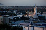 Cuiaba_MT, Brasil.<br /> <br />  Igreja Nossa Senhora Auxiliadora em Cuiaba, Mato Grosso.<br /> <br /> Nossa Senhora Auxiliadora in Cuiaba, Mato Grosso.<br /> <br /> Foto: LEO DRUMMOND / NITRO