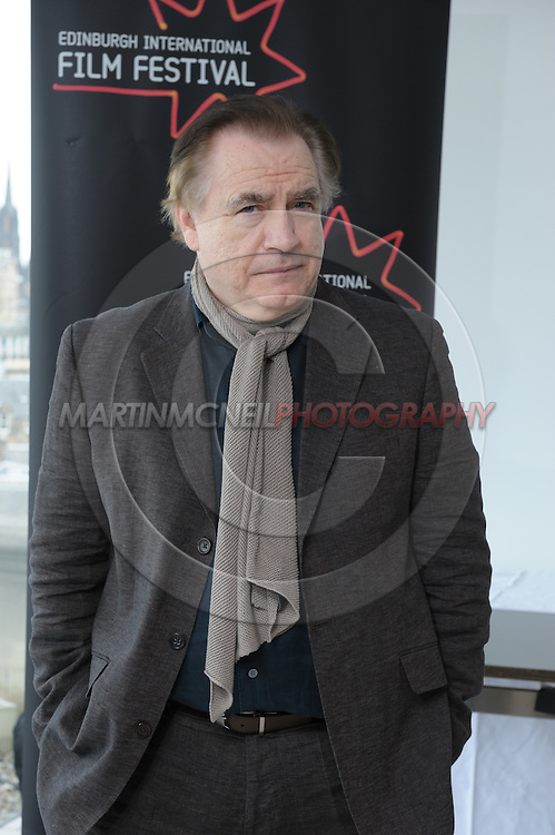EDINBURGH, SCOTLAND, JUNE 21, 2008: Actor Brian Cox attends a photocall during the 62nd annual Edinburgh International Film Festival inside the Point Conference Center on Saturday, June 21, 2008 in Edinburgh, Scotland (Martin McNeil)