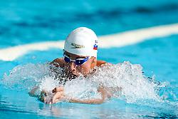 "Miha Vintar of Slovenia during 43rd International Swimming meeting ""Telekom 2019"", on July 13, 2019 in Radovljica, Slovenia. Photo by Matic Klansek Velej / Sportida"
